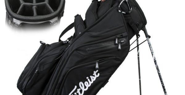 Titleist 14 Way Divided Top Golf Stand Bag
